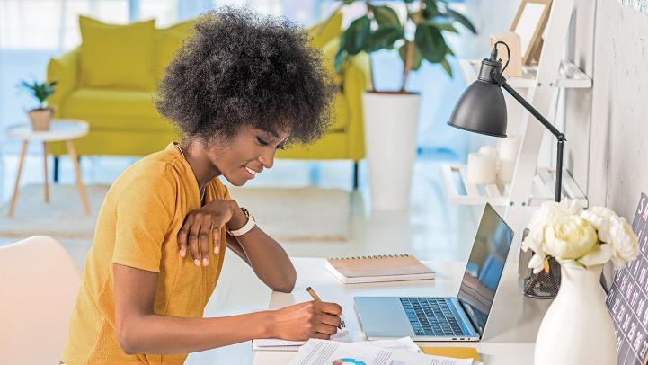 4 claves para un home office efectivo