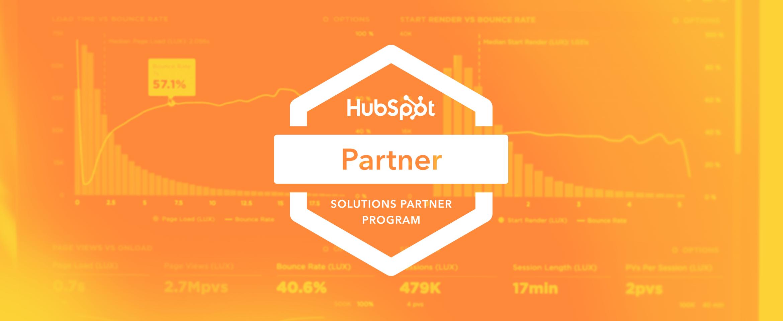 ¡Orgullosamente HubSpot Certified Partners!