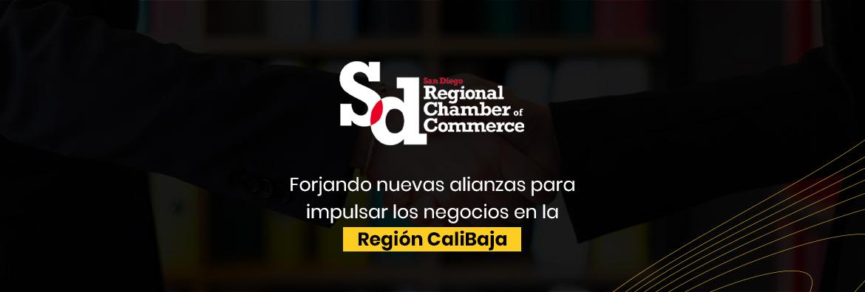 EFE™ en Asociación con San Diego Regional Chamber of Commerce