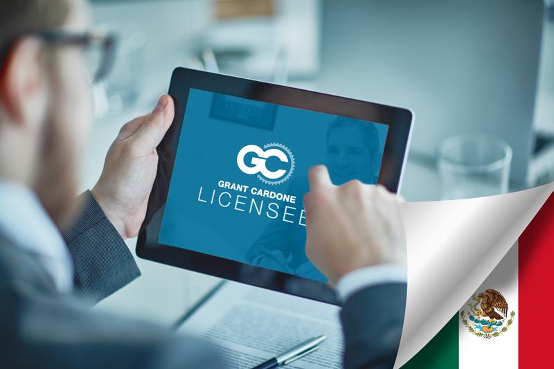 La licencia del magnate de los negocios Grant Cardone ya está en México