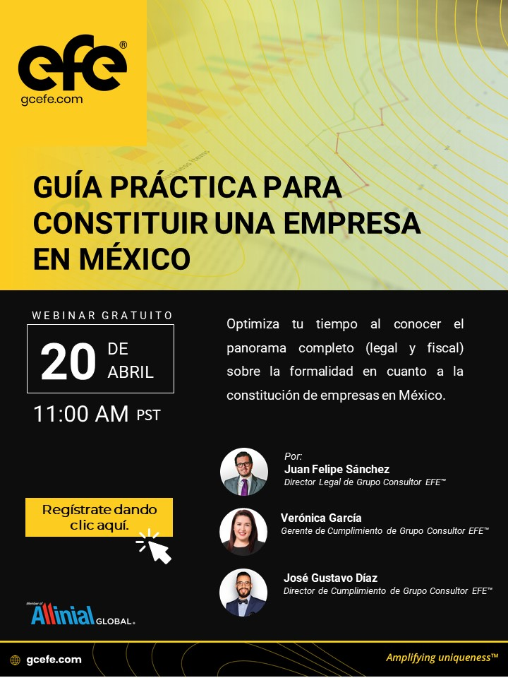 Guía Práctica Para Constituir Una Empresa En México