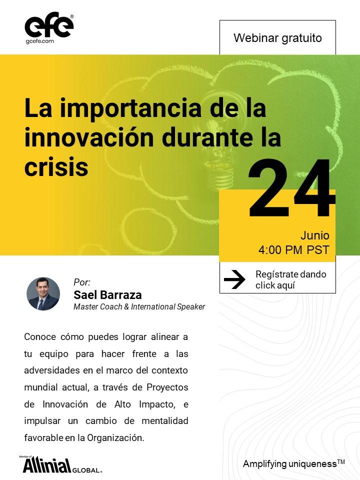 La Importancia De La Innovación Durante La Crisis
