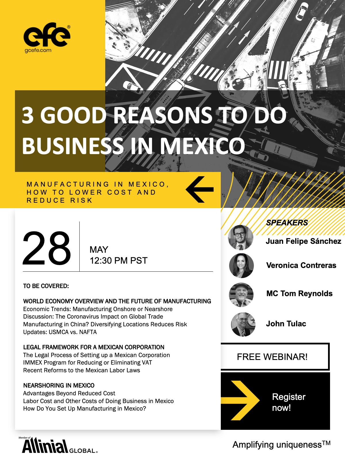3 Good Reasons To Do Business In Mexico