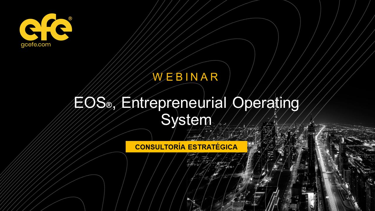 Eos®, Entrepreneurial Operating System