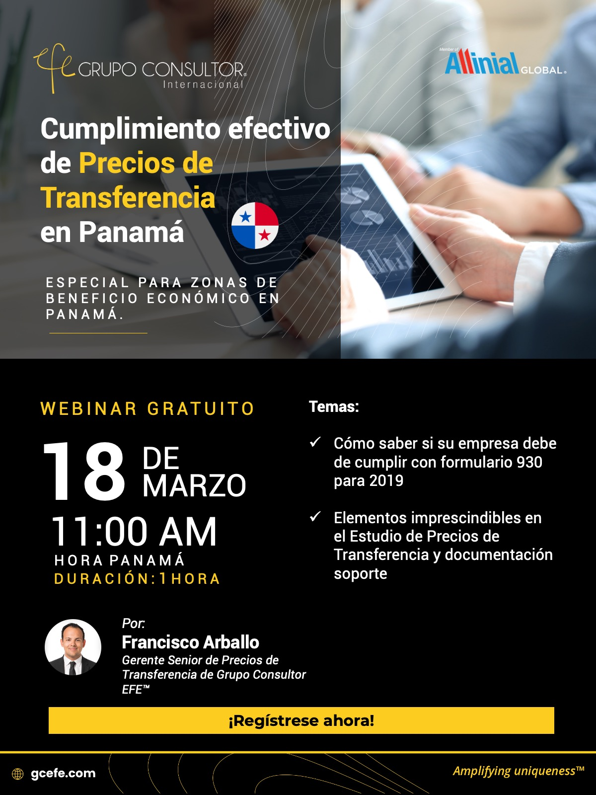Cumplimiento Efectivo De Precios De Transferencia En Panamá.